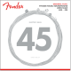 Fender Original 7150 Bass Strings, Pure Nickel, Roundwound, Long Scale