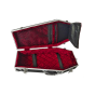 COFFIN CASES Model DL-78R Accessories Case