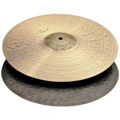 Paiste 4303714 Signature Traditional Medium Light Hi Hat Cymbals 14""