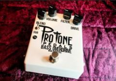 ProTone Pedals BD Bass Overdrive