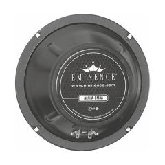 "Eminence Alpha-8MRA American Standard Series 8"" 125-Watt Replacement PA Speaker 8 Ohm"