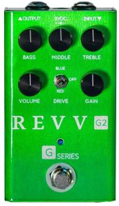 Revv Amplification G2 Dynamic Overdrive Pedal