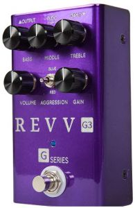 Revv Amplification G3 Overdrive & Distortion Pedal