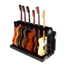Ultracase GSX Series Guitar Stand, 6-Guitar Station GSX-6