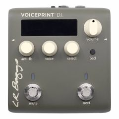L.R. Baggs Voiceprint DI Acoustic Guitar Impulse Response Pedal