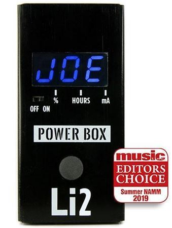Big Joe Li2 Power Box PB109