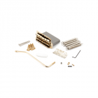 6-Saddle American Vintage Series Stratocaster® Tremolo Assembly (Gold)