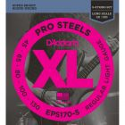D'Addario EPS170-5 SET BASS PROST 45-130 LNG 5STR Bass Strings