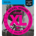 D'Addario EXL150 SET  GTR XL REG LITE 12STR Electric Guitar Strings