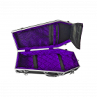 COFFIN CASES Model DL-78P Vampira Limited Accessories Case