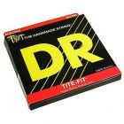 DR Strings Tight Fit Nickel Plated Electric Guitar Strings, Heavey 11-50
