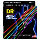 DR Strings SUNBEAM Nickel Plated Bass Strings, 45, 65, 85, 105, 125