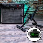 Peavey Bandit 112 80W Transtube Guitar Combo Amp - PAL Exclusive Bundle W/Free Tuner & Amp Stand!!