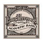 Ernie Ball Earthwood Acoustic 4 String Bass Strings