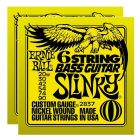 ERNIE BALL 6-string Slinky Bass Guitar Strings w/ small ball end 29 5/8 scale (2837)- 2 Pack