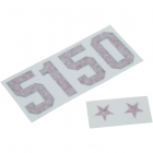 EVH® 5150® Sticker with Stars