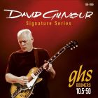 GHS David Gilmour Signature Series Guitar Strings GB-DGG Red 10.5-50