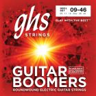 GHS Boomers GBCL Nickel Plated Electric Guitar Strings 9-46
