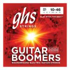 GHS Boomers GBL Nickel Plated Electric Guitar Strings 10-46