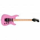 Fender Limited Edition HM Strat®, Maple Fingerboard, Flash Pink