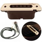LR Baggs M80 Magnetic Full Range Acoustic Guitar Pickup