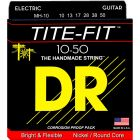 DR Strings TITE-FIT Electric Guitar Strings (10-50)