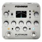 Fishman Pro Platinum EQ Preamp Pedal for Acoustic Guitar