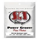 SIT Power Groove Pure Nickel Electric Strings .011-.50PN