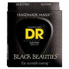 DR STRINGS BKE-9/46 Black K3 Coated Electric Guitar Strings Lite n Heavy 9/46