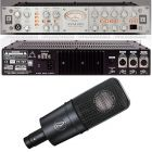 AVALON VT737SP Channel Strip and Audio Technica AT4040 Microphone