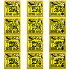 ERNIE BALL Beefy Slinky Nickel Wound Electric Guitar Strings (2627) - 12 Pack