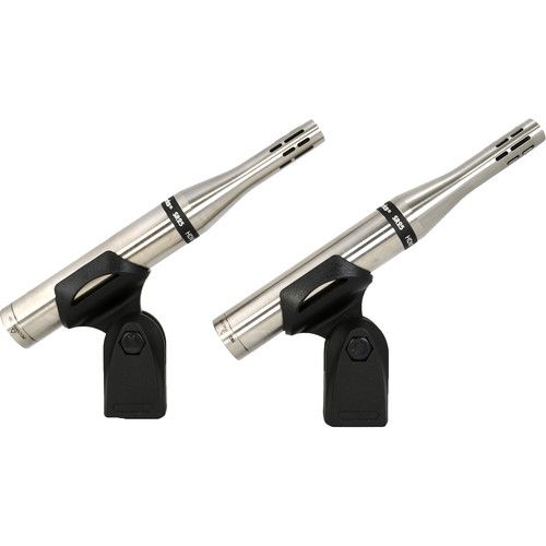 Earthworks SR25mp Small-diaphragm Condenser Instrument Microphone - Matched Pair