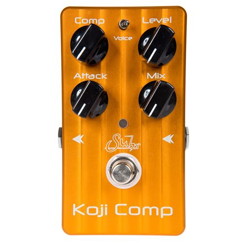 Suhr Koji Comp Compressor Guitar Effects Pedal Free Shipping DEMO