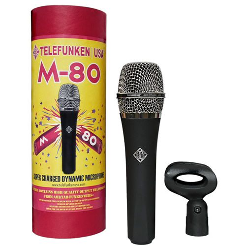 Telefunken M80 ST Package