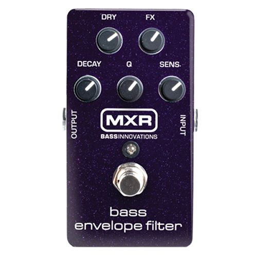 MXR M82 Bass Envelope Filter Guitar Effects Pedal M-82 USED