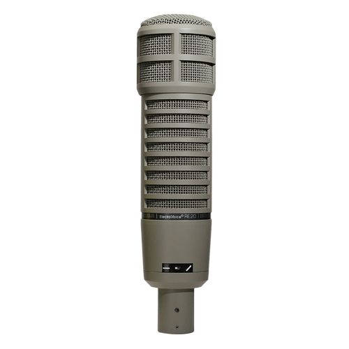 E.V. RE20 Classic Variable-DR dynamic cardioid studio microphone