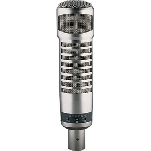 Electro-Voice E.V RE27ND Dynamic Cardioid Mic w/ Neodymium capsule and Variable‑D