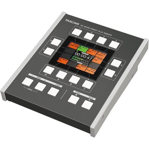 Tascam RC-SS150 Remote Control for SS-R250N or SS-CDR250N
