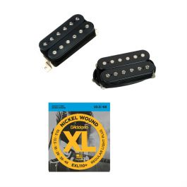 Dimarzio PAF Master Neck Pickup Black DP260BK