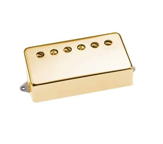 DiMarzio PAF Humbucker Neck 36th Anniversary - Gold Cover DP103G