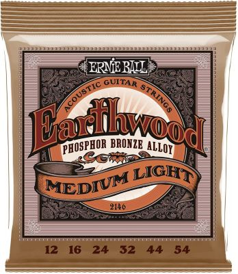 Ernie Ball Regular Slinky Acoustic Phosphor Bronze