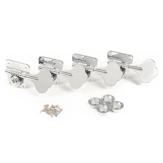 Fender American Vintage 1970's Bass Tuners, Chrome