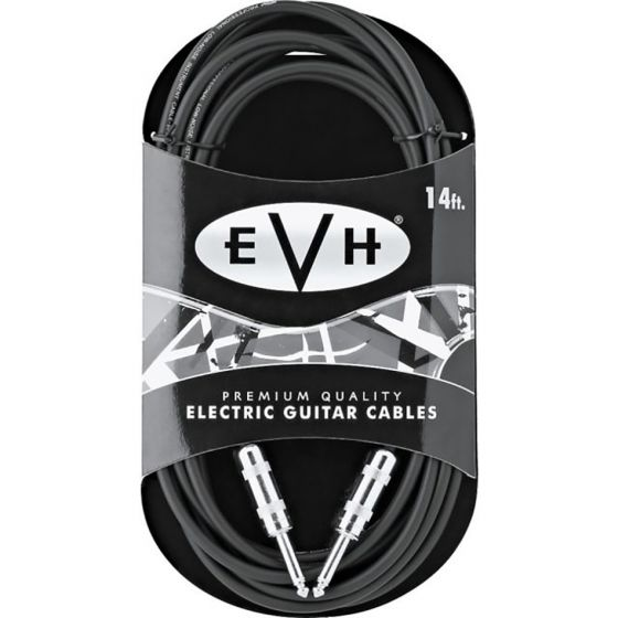 EVH Premium 14' Instrument Cable, Straight to Straight