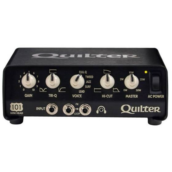 QUILTER LABS 101 Mini Head 100W Amp Head