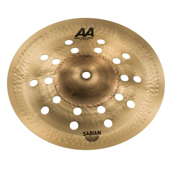 "SABIAN 10"" AA Mini Holy China Cymbal"