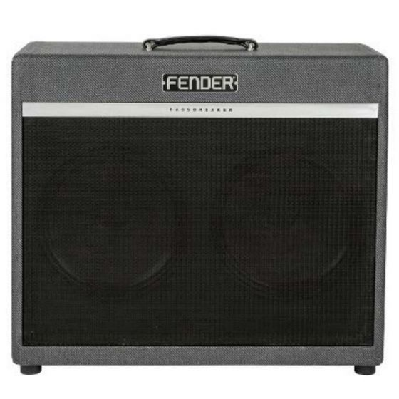 FENDER Bassbreaker 212 Enclosure Amplifier 140 Watts 2x12 Dark Grey Lacquered Tweed