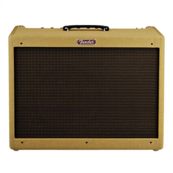 FENDER Hot Rod Series Reissue Blues Deluxe Combo Amp front
