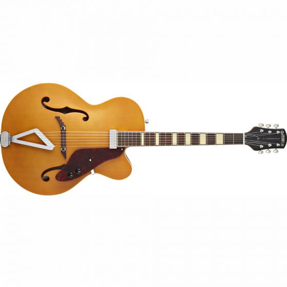 Gretsch G100CE Synchromatic Cutaway Guitar, Natural Finish, Rosewood