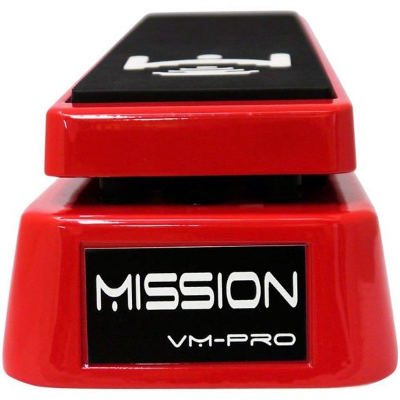 Mission Engineering VM Pro Volume Pedal Red