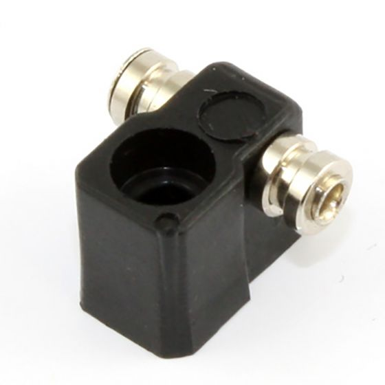 All Parts Roller String Guide for Bass, Black
